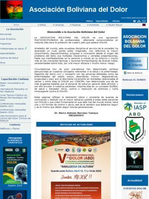 Asociación Boliviana del Dolor